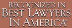 Best Lawyers in America recognition link